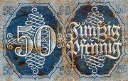 50 Pfennig (Templin) – revers