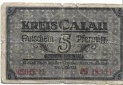 5 Pfennig (Calau) – avers