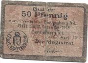 50 Pfennig (Senftenberg ) – avers