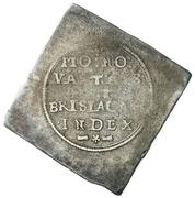 48 Klippe Kreuzer (Siege coinage) – revers