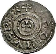 1 Pfennig - Hermann I. – avers