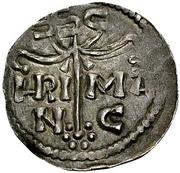 1 Pfennig - Hermann I. – revers