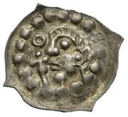 1 Pfennig - Egino IV. and Egino V. – avers