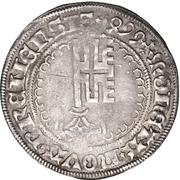4 Grote - Johann III. Rode von Wale (Bremen) – revers