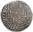 4 Grote - Johann III von Rode (Bremen) – avers