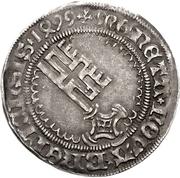 4 Grote - Johann III von Rode (Bremen) – revers