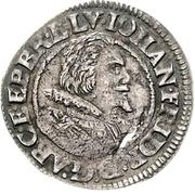 4 Groschen - Johann Friedrich von Holstein-Gottorp – avers
