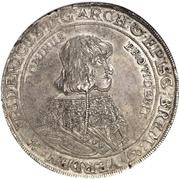 1 Thaler - Friedrich von Dänemark – avers