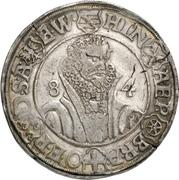 1 Thaler - Heinrich III. von Sachsen-Lauenburg – avers