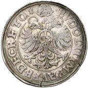 1 Thaler - Heinrich III. von Sachsen-Lauenburg – revers