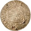 1 Grote - Heinrich II. von Schwarzburg – avers