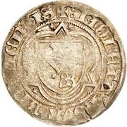 1 Grote - Heinrich II. von Schwarzburg – revers