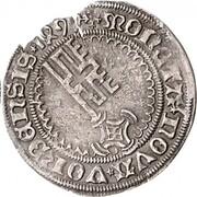 4 grote Johann III de Rode – revers