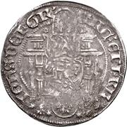 4 Grote - Johann III. Rode von Wale (Bremen) – avers