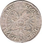 24 grote - Leopold I – revers