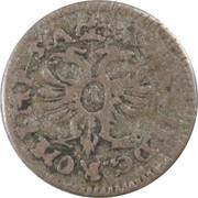 1 groten - Franz I – revers