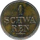 1 schwaren – revers
