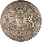 1 thaler - Ferdinand III – avers