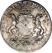 1 thaler - Karl VII – avers