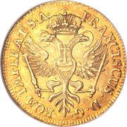 1 Ducat - Franz I – revers