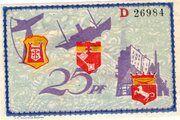 25 Pfennig (Bremerhaven) – revers