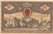 75 Pfennig (Bremen) – revers