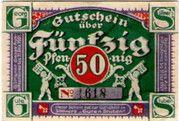 50 Pfennig (Georg Söllner Gute Stuben) – avers