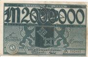 2,000,000 Mark – avers