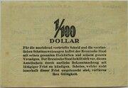 4.2 Goldpfennig - 1 US-Cent (Bremen) – revers