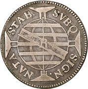 300 réis - José I -  revers