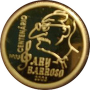 20 reais (Centenaire de Ary Barroso) – avers