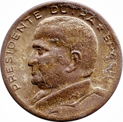 50 centavos - Dutra -  avers