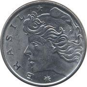 20 centavos - Puits de pétrole (acier inoxydable) -  avers