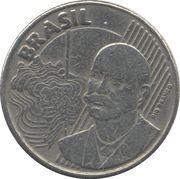 50 centavos - Rio Branco (cupronickel) -  avers