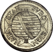 600 réis - José I -  avers