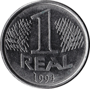 1 real -  revers