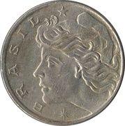 10 centavos (non magnétique) – avers