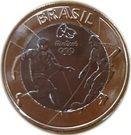 1 Real (Rio Olympics 2016 - Football) – avers