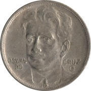 400 réis - Oswaldo Cruz -  avers