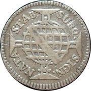 80 réis - José I – revers