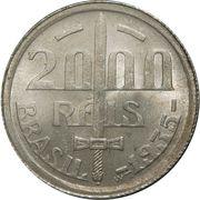 2000 réis - Caxias -  avers