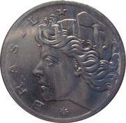 10 centavos (Essai, acier inoxydable) – avers