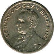 20 centavos - Vargas (Cupronickel) -  avers