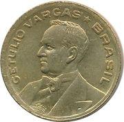 20 centavos - Vargas (Bronze aluminium) -  avers