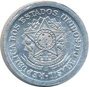 20 centavos (Aluminium) – avers