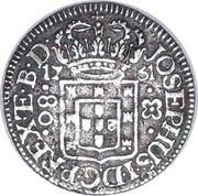 80 réis - José I – avers