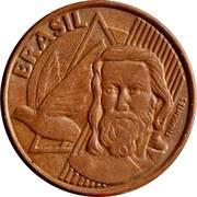 5 centavos - Tiradentes -  avers