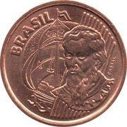 1 centavo - Cabral -  avers