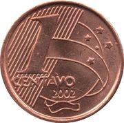 1 centavo - Cabral -  revers
