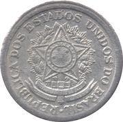10 centavos (Aluminium) -  avers